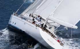 15597 Paul Cayard On The Perini Navi Cup Experience