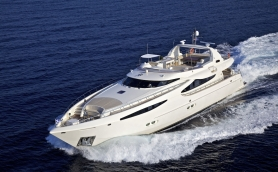 Luxury Charter Yacht Sanjana