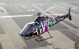 Leonardo Finmeccanica AW009 Light Single Helicopter