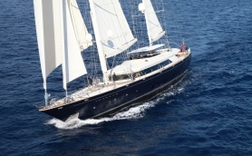 Perini Navi 50m Superyacht Silencio