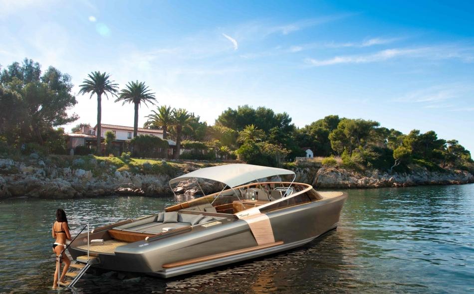 Buehler Turbocraft Luxury Boat Superyacht Tender New