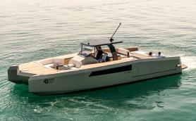 Sunreef Yachts 40 Open Sunreef Exterior 07