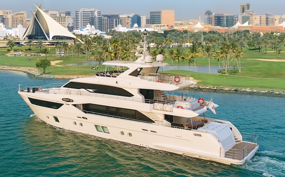 Majesty 110 In Dubai Creek